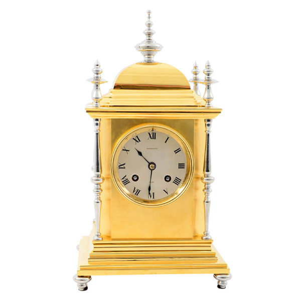 French Carriage Clock by Richard & Co