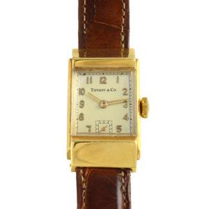 Swiss Wrist Watch for Tiffany & Co by C.H. Meylan