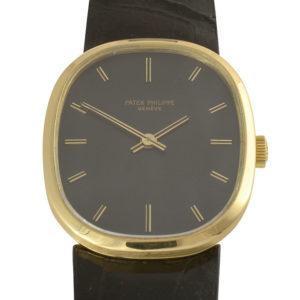 Swiss Mens Ellipse Wrist Watch by Patek Philippe