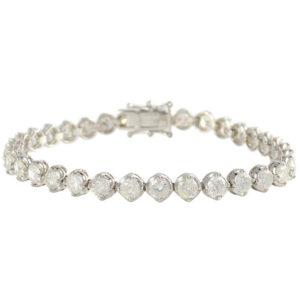 8.10 CTW Diamond Tennis Bracelet