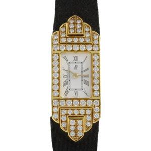 Swiss Ladies Retro Art Deco Wrist Watch by Audemars Piguet