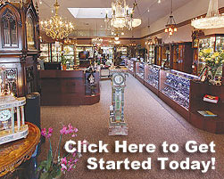 quality antique furniture dealer
