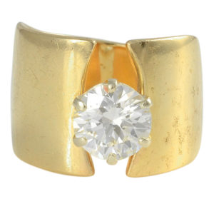 1.39 Carat Diamond Ring