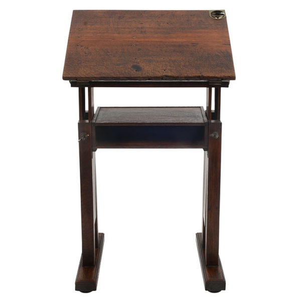 American Arts and Crafts Writing Desk