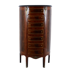 Mahogany-and-Walnut-French-Style-Demilune-Tall-Chest-SAUC19CHP_sq