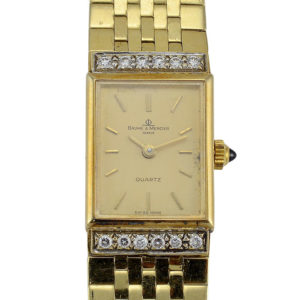Swiss Ladies Wrist Watch by Baume and Mercier