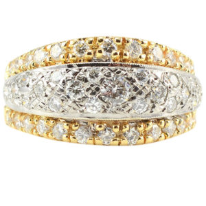 1.50 CTW Diamond Pave Ring
