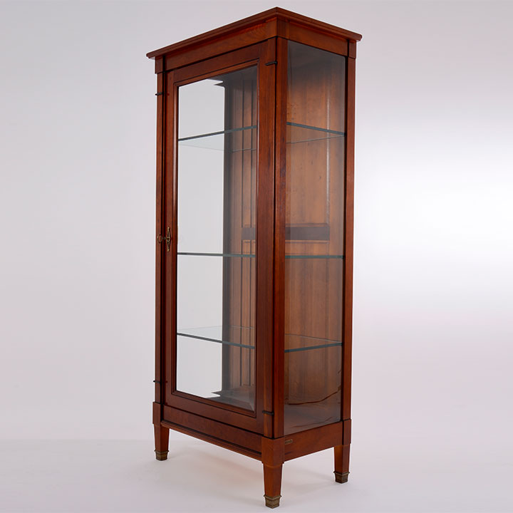 Grange French Cherrywood Display Cabinet