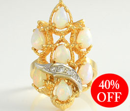 Summer Sale 40% off jewelry