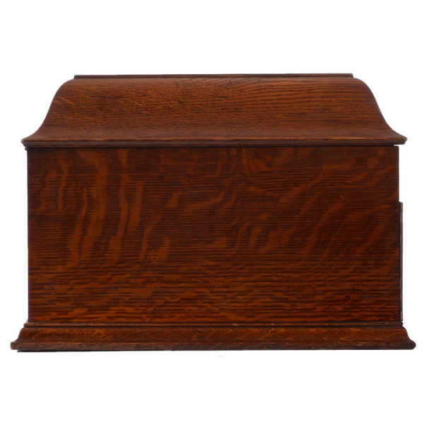 Victor Oak Table Top Talking Machine