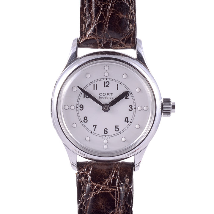 Cort Wrist Watch for the Blind - Solvang Antiques