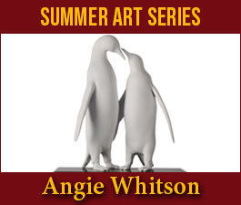 Summer Art Series Featuring Angie Whitson