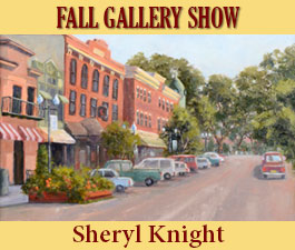 Fall Gallery Show featuring Sheryl Knight